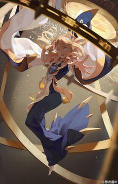 Lindíssima!! L.L. original Game Character, Character Concept, Concept Art, Anime Art Girl, Manga Art, Character Illustration, Art And Illustration, Desu Desu, Poses References