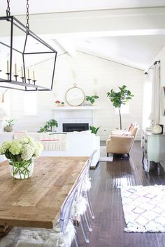 A Trad Modern Home with Girly Touches and a Closet to Die For!