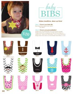 Initial Outfitters fall 2013 bibs! www.initialoutfitters.net/leesa FInd me on facebook : Leesa's Initial Outfitters