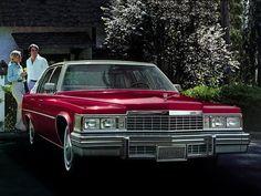 Cadillac Sedan de Ville '1977