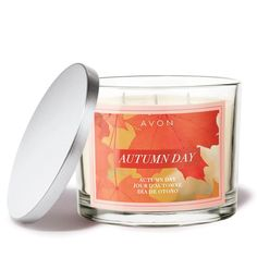 Notes of pomegranate, succulent fig, autumn leaves accord and warm woods.Never leave burning candles unattended. Keep out of reach of children. Order @ youravon.com/terrimetzger
