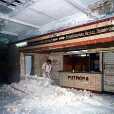 1990 am Nordbahnhof ....