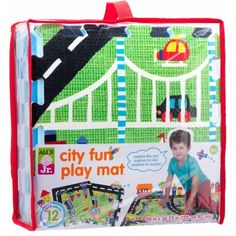 ALEX Toys ALEX Jr. City Fun Play Mat - Walmart.com