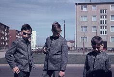 Boys of East Berlin, 1966.