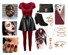 """""""a day out"""" by h-r-williams on Polyvore featuring WearAll, Boohoo, BCBGeneration, Calvin Klein, Casetify, LE VIAN, Accessorize, Elise Dray and EF Collection"""