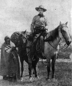Frank E. Webner, Pony Express rider~ ca. 1861.