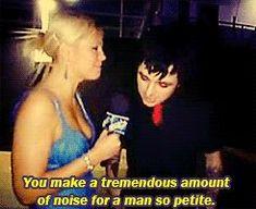 Billie Joe... It is true though...