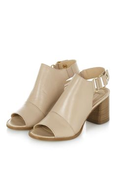 Photo 3 of NIMI Round Heel Mid Sandals