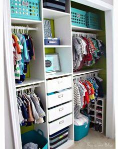 Closet Niña