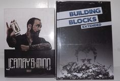 Building Blocks Extended AND Jermay's Mind (4 DVD Set) by Luke Jermay