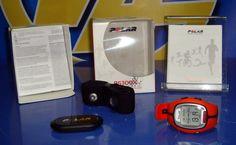 Reloj deportivo pulsometro  polar Rs300x sin uso real