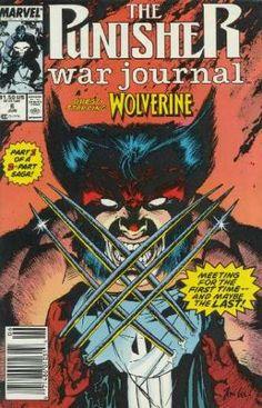 The Punisher War Journal (1988) No. 6