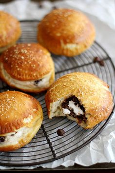 S'mores Hand Pies @stephmwise
