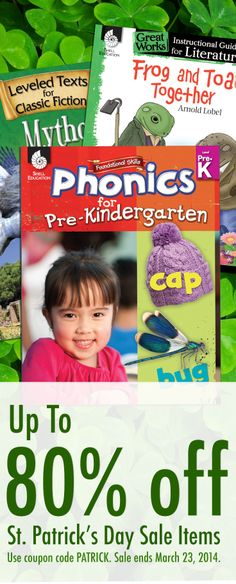 26 best st patricks day images on pinterest coupon coupons and gogreen with teacher created materials today and save up to 80 on readerstheaters fandeluxe Gallery