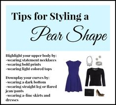 My New Favorite Outfit: Tips for Styling a Pear Shape