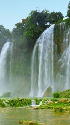 Detian – Ban Gioc, Falls,  Vietnam