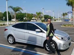 """""""Very helpful in putting me into a great car within my price range. Thank you Kenny Swartz!"""" No, thank you Michaela Womble! We hope you are enjoying your brand new 2014 Hyundai Accent and please, if there's anything we can do, don't hesitate to ask.. We're here to help! #LakelandAutomall #LakelandHyundai #HyundaiAccent #2014Accent #Accent #Hyundai"""