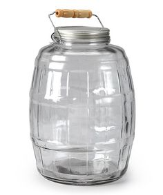 Take a look at this Barrel 2.5-Gallon Jar by Anchor Hocking on #zulily today! $22.99