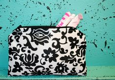 Simple Needs Zippered Ladies Pouch  Feminine Product by WetBagIt, $7.50