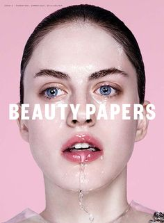 Sarah Brannon by Paola Kudacki for Beauty Papers Magazine Summer 2015
