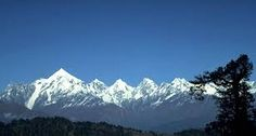 Image result for Panchachuli Glacier