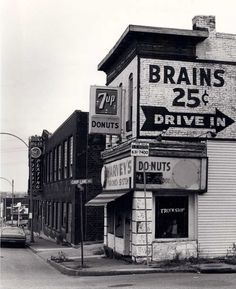"""Now if someone tells you to """"get a brain"""" you'll know where to go, and it's cheap"""