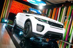 Pop-up-Stores von Jaguar und Land Rover
