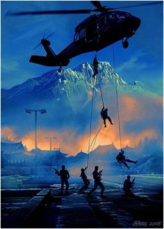 America & Military Love: Nightstalkers, badest of the bad Military Special Forces, Military Love, Military Police, Military Weapons, Military Art, Military History, Military Soldier, Military Helicopter, Military Aircraft