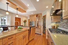 Best 14 Best Red Birch Kitchens Images Birch Cabinets Birch 400 x 300