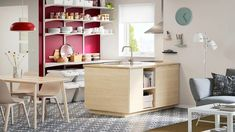 35 IKEA Kitchen Design For a Small Space