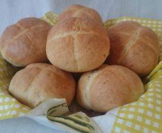 Rezept Wecken (Brötchen) von Sybis_Rezepte - Rezept der Kategorie Brot & Brötchen