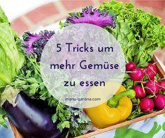 5 Tricks um mehr Gemüse zu essen.  Würde man eine Handvoll Gesundheitsexperten in einem Raum zusammen bringen, gäbe es nur sehr wenig, in dem diese Übereinstimmen würden. Einig wären sich diese darin das man viel frisches Gemüse essen sollte. Es gibt Studien, die die negativen Effekte von zu viel Zucker, Fertiggerichten, zu fett-, kalorien- oder salzhaltigen Lebensmittel belegen, aber keine die etwas[…] http://manusarona.de/5-tricks-um-mehr-gemuese-zu-essen/  #health #gesundheit #ernährung