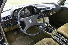 Broncos Colors, Bmw Interior, Bmw E24, Bmw Alpina, Bmw 7 Series, Bmw Cars, Car Brands, Motor Car, Cool Cars