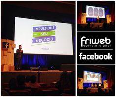 Ontem a nossa equipe participou da palestra do Facebook para Empresas! Foi super! Um bate-papo super enriquecedor! :D