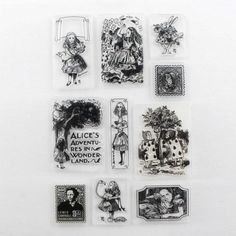 Hot Sale 1PCS Flower Design Clear Transparent Stamp DIY Scrapbooking Card Making Christmas Decoration Supplies
