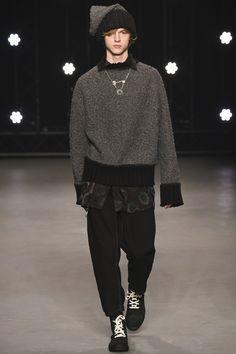 Topman Design Fall/Winter 2016-2017 Menswear Fashion Show