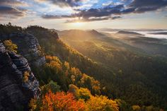 Bohemian Switzerland, Czech Republic (by Martin Rak Photography)