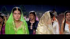 Mehndi Laga Ke  - Dilwale Dulhaniya Le Jayenge  - Shahrukh Khan - Kajol ...