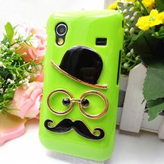 6Color Commemorate Chaplin Dumb Show 3D Case Cover for Samsung Galaxy Ace S5830 | eBay