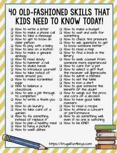 Activities by Age Archives - Page 2 of 61 - Frugal Fun For Boys and Girls Life Skills, Life Lessons, Life Tips, Kids And Parenting, Parenting Hacks, Teaching Kids, Kids Learning, Baby Kind, Baby Baby
