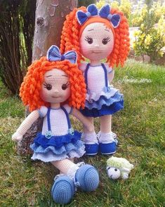 In this article we will share the amigurumi doll free crochet pattern. Amigurumi related to everything you can not find and – BuzzTMZ Crochet Bunny Pattern, Crochet Dolls Free Patterns, Doll Patterns, Crochet Patterns Amigurumi, Amigurumi Doll, Amigurumi Tutorial, Knitted Girl Doll, Easter Toys, Easter Bunny