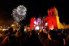 Le nouvel an à #Cusco, un concentré de traditions et festivité Péruvienne ! #Pérou