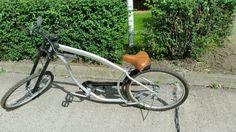 Cruiser Bike, Chopper, silber, neuwertig in Sachsen-Anhalt - Magdeburg | eBay Kleinanzeigen