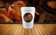 PopChicken Gourmet Express  // Identity by IndustriaHED™ Branding Co., via Behance
