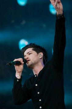 Danny O'Donoghue live at Pinkpop