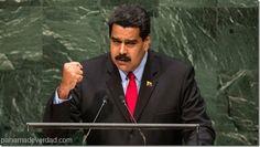 Según Maduro, Obama lo contagió gripe en la Asamblea de la ONU - http://panamadeverdad.com/2014/10/02/segun-maduro-obama-lo-contagio-gripe-en-la-asamblea-de-la-onu/
