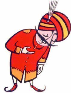 MAHARAJA Air India logo.