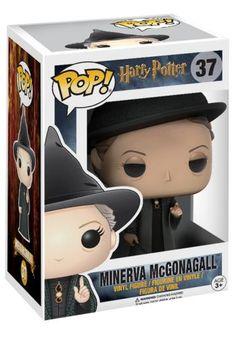 Minerva McGonagall Vinyl Figure 37 - Funko Pop! von Harry Potter