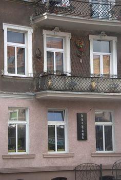 trzy w jednym : Kurhaus. Gdańsk Wrzeszcz