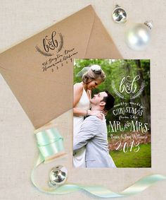 Our First Christmas As Mr And Mrs By Richardflemingphotog On Etsy